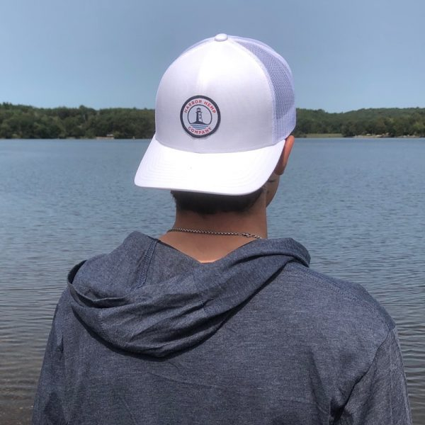 Harbor Hemp white hat